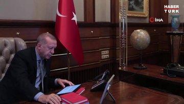Son dakika! Cumhurbaşkanı Erdoğan Barış Pınarı Harekatı emrini böyle verdi
