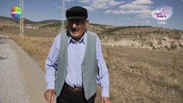104 yaşında günde 3 kilometre yürüyor!