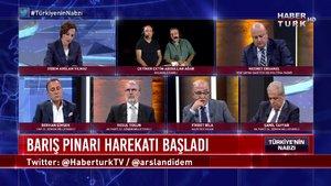 Türkiye'nin Nabzı - 9 Ekim 2019 (Fırat'ın doğusuna Barış Pınarı Harekatı)
