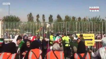 İran'dan 40 yıl sonra kadınlara stadyum izni