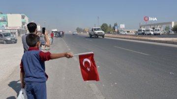 """İşte """"Barış Pınarı""""nda TSK'ya destek veren Milli Suriye Ordusu"""