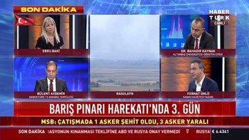 Barış Pınarı Harekatı'nda 11 köy teröristlerden temizlendi