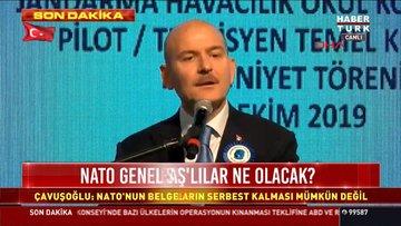İçişleri Bakanı Süleyman Soylu' dan sert açıklamalar!