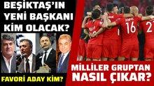 HTSPOR Mutfak   Beşiktaş'ın yeni başkanı kim olacak?