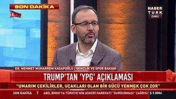 Gençlik ve Spor Bakanı Mehmet Kasapoğlu'ndan Ciner Medya'ya ziyaret