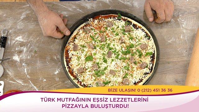 Çökertme Pizza