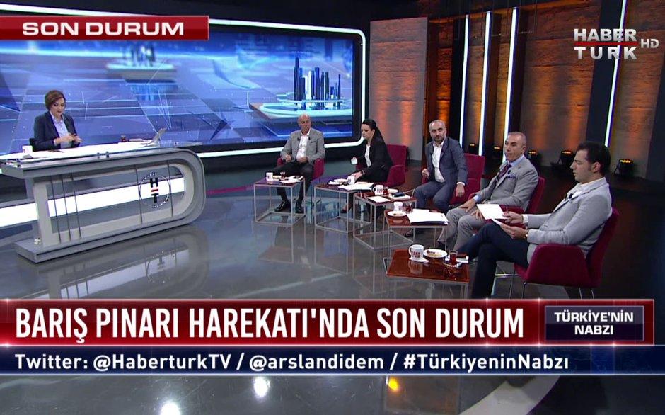 Türkiye'nin Nabzı - 14 Ekim 2019 (Barış Pınarı Harekatı'nda son durum ne?)
