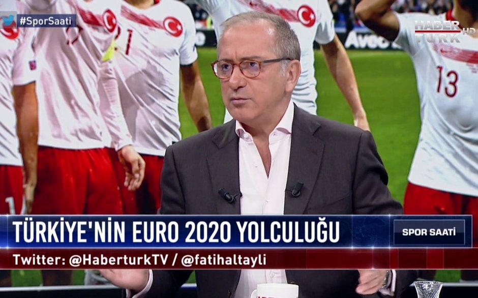 Spor Saati - 14 Ekim 2019 (Türkiye'nin EURO 2020 yolculuğu)