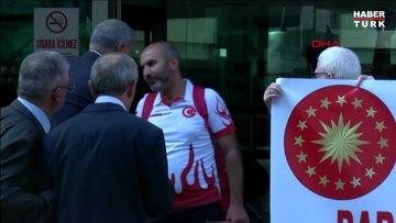 Avrupa şampiyonu Golbol Milli Takımı yurda döndü