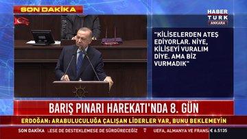 Son dakika: Cumhurbaşkanı Erdoğan'dan açık teklif