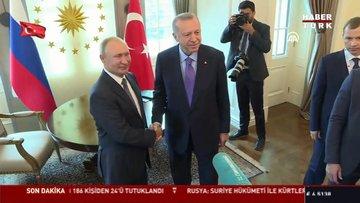 Cumhurbaşkanı Erdoğan'dan ABD ziyareti açıklaması