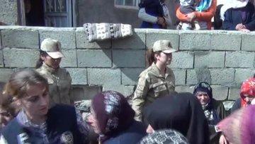 Şehit Onbaşı Mesut Çelik, Adıyaman'da toprağa verildi