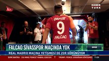 Galatasaray'da Falcao yok, 2 yıldız belirsiz!