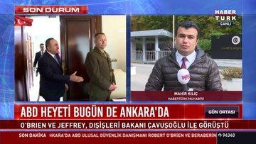 ABD heyeti bugün Ankara'da