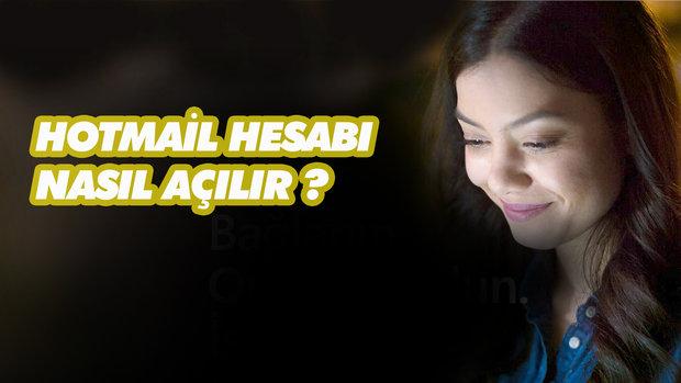 Hotmail hesabı aç kaydol