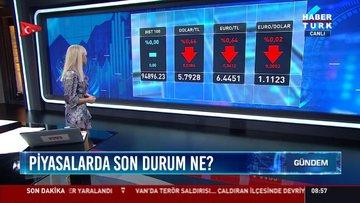 'Suriye anlaşması' sonrası dolar/TL 5.80'in altına indi