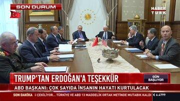 Cumhurbaşkanı Erdoğan: Terörizmi yendiğimizde daha çok can kurtarılacak