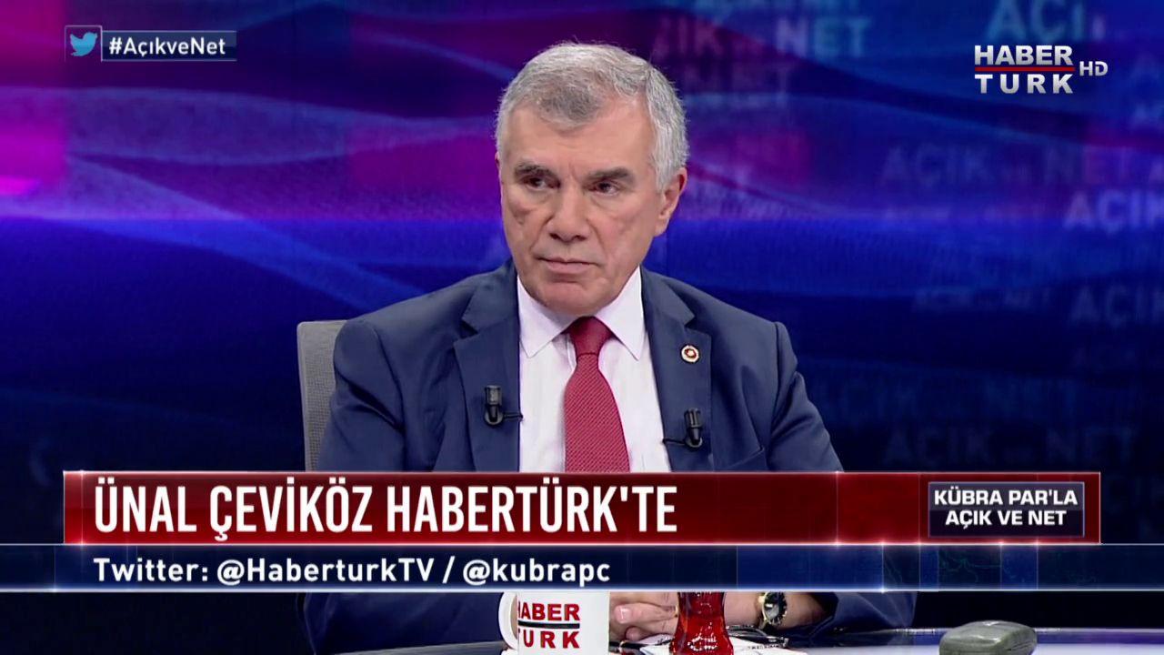 Açık ve Net - 17 Ekim 2019 - HABERTURK TV