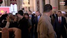 Cumhurbaşkanı Erdoğan'ı şaşırtan sevgi