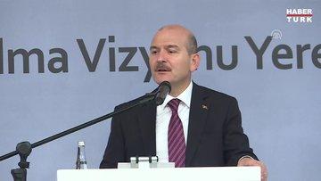 """İçişleri Bakanı Soylu: """"DEAŞ'la göğüs göğüse mücadele eden tek ülke Türkiye'dir"""""""