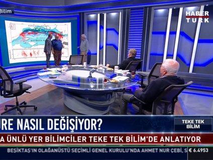 Modern Yer Biliminin kurucuları, beklenen İstanbul depremini anlattı (3)