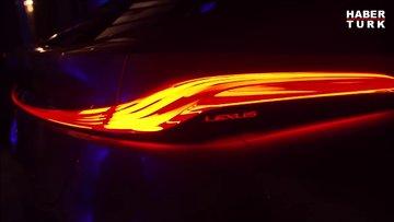 İlk tam elektrikli Lexus seneye yollara çıkacak