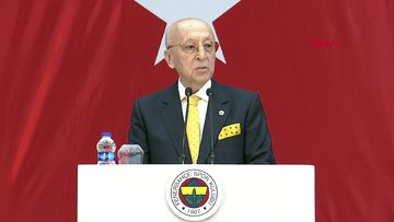 Fenerbahçe Divan Başkanı Vefa Küçük'ün esprileri damga vurdu!