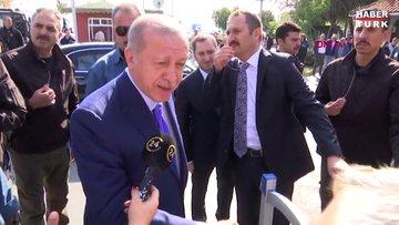 Cumhurbaşkanı Erdoğan'dan emeklilikte yaşa takılanlar ile ilgili açıklama! - EYT