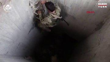 SMO, Resulayn'daki PKKYPG'ye ait tüneli imha etti