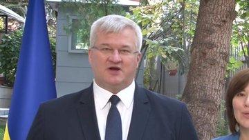 Ukrayna Büyükelçiliği'nden 29 Ekim mesajı