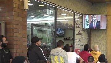 Lübnan'da Hariri'nin istifasına rağmen eylemler sürüyor