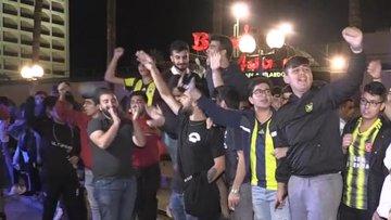 Fenerbahçe kafilesi Adana'da
