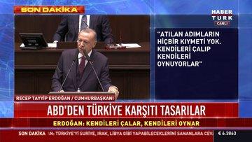Cumhurbaşkanı Erdoğan: Yeni bir İstiklal Harbi veriyoruz