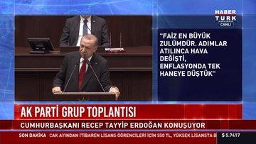 """Cumhurbaşkanı Erdoğan sert uyarı! """"Seyirci kalamayız"""""""