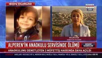 Alperen'in anaokulu servisinde ölümü