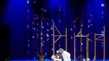 Don Kişot'um Ben oyunu