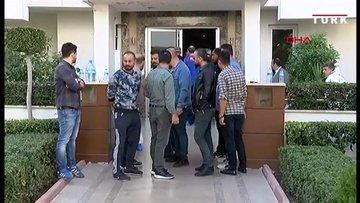 Antalya'da 4 kişilik ailenin cenazesi böyle götürüldü