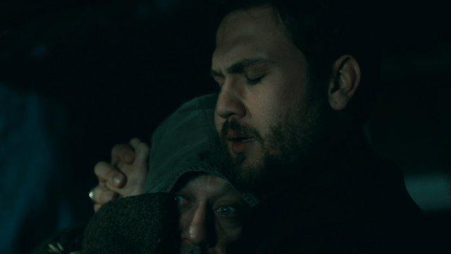 Yamaç, Aliço'yu kurtarıyor!