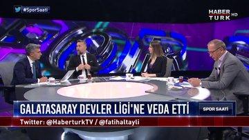 Spor Saati - 11 Kasım 2019 (Galatasaray'da kötü futbolun sorumlusu kim?)