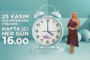 Zahide Yetiş'le hafta içi her gün 16.00'da Show TV'de!