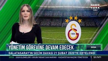 Galatasaray'da flaş mahkeme gelişmesi