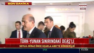 İçişleri Bakanı Süleyman Soyludan açıklamalar