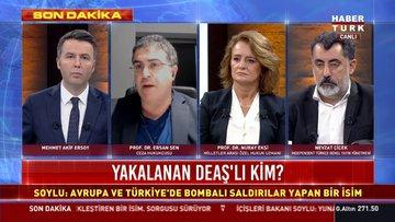 Türk-Yunan sınırındaki DEAŞ'lı