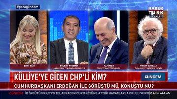 Külliye'ye giden CHP'li kim?