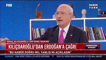 Kılıçdaroğlu'ndan Külliye'ye giden CHP'li açıklaması: Doğrudur