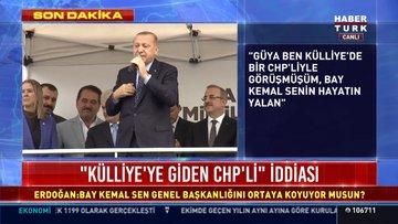 ''Külliye'ye giden CHP'li'' iddiası