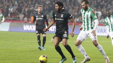 Konyaspor: 0 - Beşiktaş: 1 | MAÇ SONUCU ve MAÇ ÖZETİ