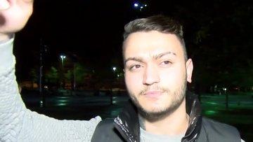 İstanbul'da polisten kaçan şahıslar kaza yaptı