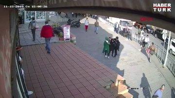 Karaköy'deki başörtülü kıza saldıran kadın hakkında istenen ceza belli oldu
