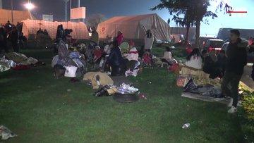 Türk Kızılay'dan Arnavutluk'taki depremzedelere yardım eli
